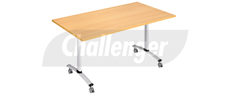 Table plateau basculant baldelia